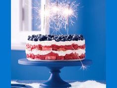 Easy Dessert Recipes 4th of July