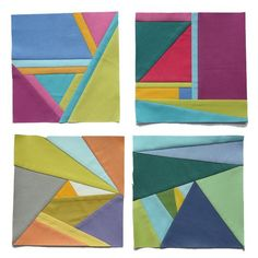 11 Free Foundation Paper Piecing Patterns