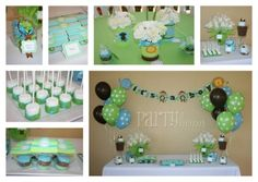 baby shower ideas for boys | Jungle safari baby shower ideas with adorable pictures!