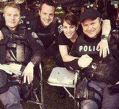 Flashpoint. CURSE YOU CY!!! I don't have time for another show!! :(
