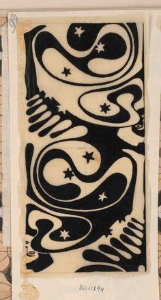 Find out more on Europeana Art Nouveau, Art Deco, Koloman Moser, Vienna Secession, Austria, Vintage Book Covers, Museum, Decorative Borders, Little Tattoos