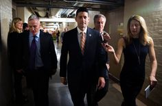 Oct. 10, 2015 - New York Times - A desperate GOP appeals to Ryan on speaker's job