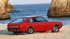 Mocht er ooit een Oldtimer bij komen, wordt het een Opel Manta B Coupe