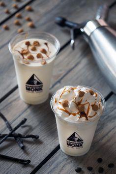 Vanilla Creamy Cooler Glass Of Milk, Vanilla, Pudding, Desserts, Food, Tailgate Desserts, Deserts, Custard Pudding, Essen