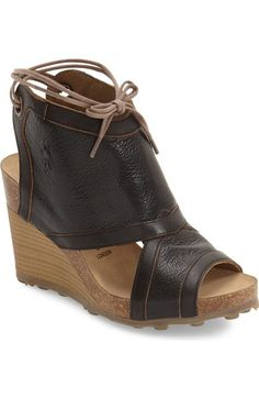 Fly London 'Adye' Wedge (Women) available at #Nordstrom