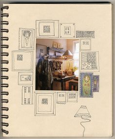 sketchbook 2 | Flickr - Photo Sharing! spiritbox