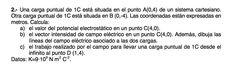 Ejercicio de Electromagnetismo propuesto en el examen PAU de Canarias de 2007-2008, Junio, Opción B.