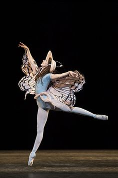 Lauren Cuthbertson as The Ballerina in The Concert, The Royal Ballet © ROH / Bill Cooper 2014