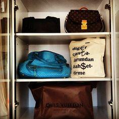 Diğer Çantalarımdan Bahsettirme Louis vuitton Prada Marc jacobs