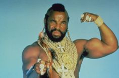 Mr T Says I Pity The Fool Who Wears My Jewelry  Slide