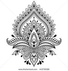 Картинки по запросу орнаменты для точечной росписи