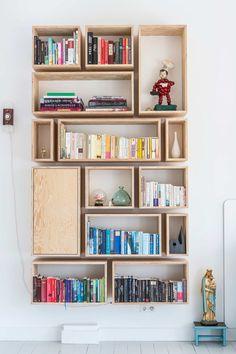 vakkenkast-boekenkast-hout