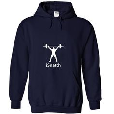 Exclusive Isnatch T-Shirts, Hoodies. ADD TO CART ==► https://www.sunfrog.com/Fitness/Exclusive-Isnatch-T-shirt--NavyBlue-Hoodie.html?id=41382