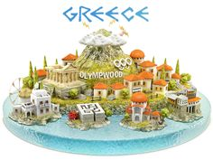 Greece by ILYA