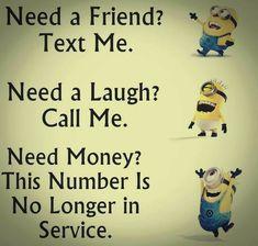 Hilarious minion meme so cute funny minion pictures, minions Funny Minion Pictures, Funny Minion Memes, Minions Quotes, Funny Jokes, Minions Pics, Funny Pics, Minion Sayings, Sms Jokes, Jokes Quotes