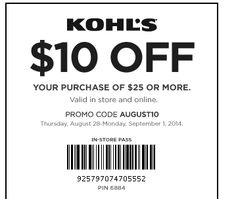 bbb0e488df2 29 Best Kohl's Coupons: Promo Codes & In Store Coupons images in ...