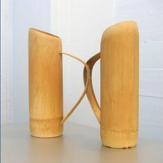 Bamboo Water Jar. Bamboo will be good for packaging too?