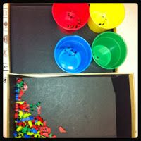 Autism Classroom Workbox System {TONS of pictures!}