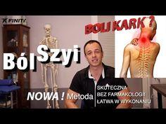 BÓL SZYI ?🚨Jakie ćwiczenia na bóle kręgosłupa szyjnego i karku ? PROSTA METODA ! - YouTube Cabaret, Youtube, Teapot, Youtubers, Youtube Movies