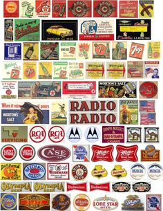Vintage Tin Signs, Antique Signs, Vintage Labels, Vintage Ads, Model Trains, Toy Trains, Train Posters, Model Train Layouts, Old Signs