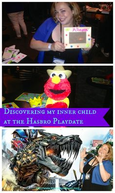 Discovering My Inner Child at the Hasbro Blogger Playdate