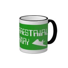 Route 375 Extraterrestrial Highway Mug #Mug #UFO #Route375 #ExtraterrestrialHighway