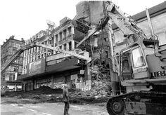 Memories: when Glasgow's most famous music venue The Apollo was demolished