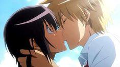 Shojo corner – page 2 – beyond the flowers of shojo anime and manga Anime Kiss, Anime One, Yamato Kurosawa, Yamato Naruto, Anime Guys Shirtless, Sailor Neptune, Usui, Kaichou Wa Maid Sama, First Kiss