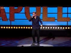 Griekenland en de EU: comedian Marcus Brigstocke on The EU Nightclub - Live at the Apollo - Series 9 - BBC Comedy Greats - YouTube