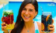 FullyRaw Fruit-Infused Vitamin Water! (Aguas Frescas) (+playlist)