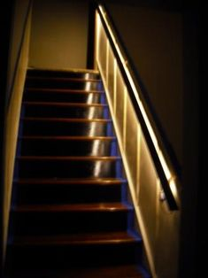 Shedding Some Light On The Stairway · Led TapeStrip ...