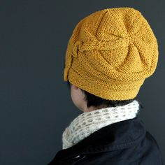 Ravelry: Kabuto hat pattern by Kirsten Johnstone