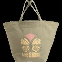 Women's Butterfly Carry All Bag | Butterfly Bags | Life is good #lifeisgoodfallfavorites