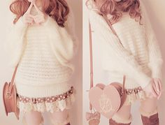 comfy sweater <3