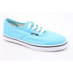6d16c43952 Amazon.com  Vans Authentic Lo Pro Athletic Sneakers Shoes Blue Youth Kids  Girls