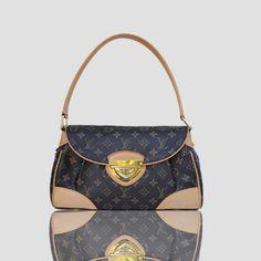 Bolsa Louis Vuitton Beverly acabou de chegar na Lebeh! www.lebeh.com.br Brechó online de luxo