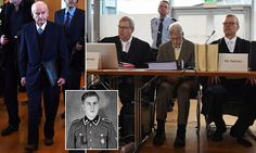 Moment Holocaust survivor comes face to face with Auschwitz guard