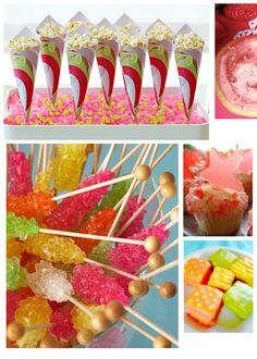 CREATIVE PARTY DOOD IMAGES | twiggi Blog - Creative Party Food Ideas by Amy Atlas.....