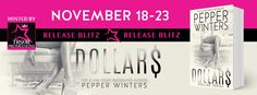 Fangirl Moments And My Two Cents @fgmamtc: Dollars by Pepper Winters Release Blitz