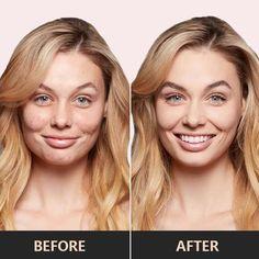 Pilzkopf Luftkissen CC Creme – WunderWild Anti Aging, Cc Creme, Uneven Skin Tone, Younger Looking Skin, Skin Elasticity, Liquid Foundation, Tips Belleza, Acne Scars, Concealer