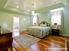 Modern, spacious, and very #NYC. This #vacation rental mansion is the perfect way to see #NewYork. http://www.nyhabitat.com/new-york-apartment/vacation/15040