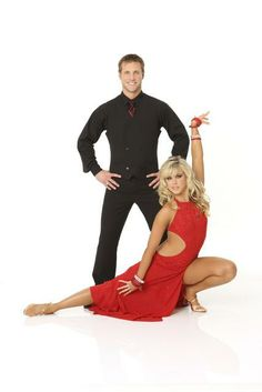 Jake Pavelka & Chelsie Hightower - Season 10 - Dancing with the Stars