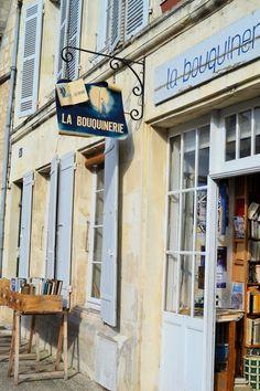 La bouqunerie, France