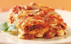 No Bake Lasagna Noodles, Baked Lasagna, Cheese Lasagna, Cookbook Recipes, Beef Recipes, Cooking Recipes, Cooking Pasta, Lasagna In The Oven, Philly Cream Cheese