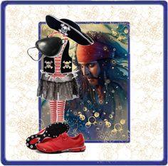 Pirate Running Costume | runDisney | Running | Race Costume | Disney | Sparkle Athletic | #TeamSparkle | Halloween | Athletic Costume