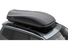 """#Forester Extended Roof Cargo Carrier. Provides 16 cubic feet of lockable storage capacity for longer cargo such as cross-country skis. Convenient dual-side opening allows for loading from either side of the vehicle. Measures 76""""L x 36"""" W x 16"""" H. Roof attachments require the use of optional cross bar kits. MSRP: $459.95 #Subaru #parts #accessories"""