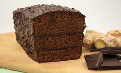 Ergibt einen Kastenkuchen Zutaten: Für den Rührteig: 150 g Zartbitterschokolade 150 g Butter 4 Eier 1 Prise Salz 4 EL Vanillezucker 150 g Puderzucker 80 g Mehl 60 g Mandeln, gemahlen Für die...