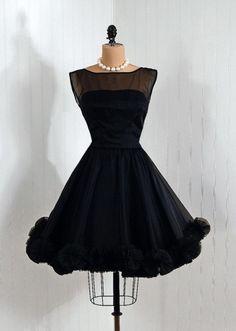 Dress, Emma Domb, 1950's