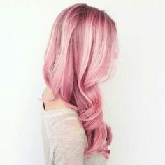 Soft toned pinky striping..