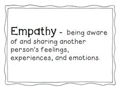 Teaching Empathy to Young Learners - Learning With Mrs. Parker